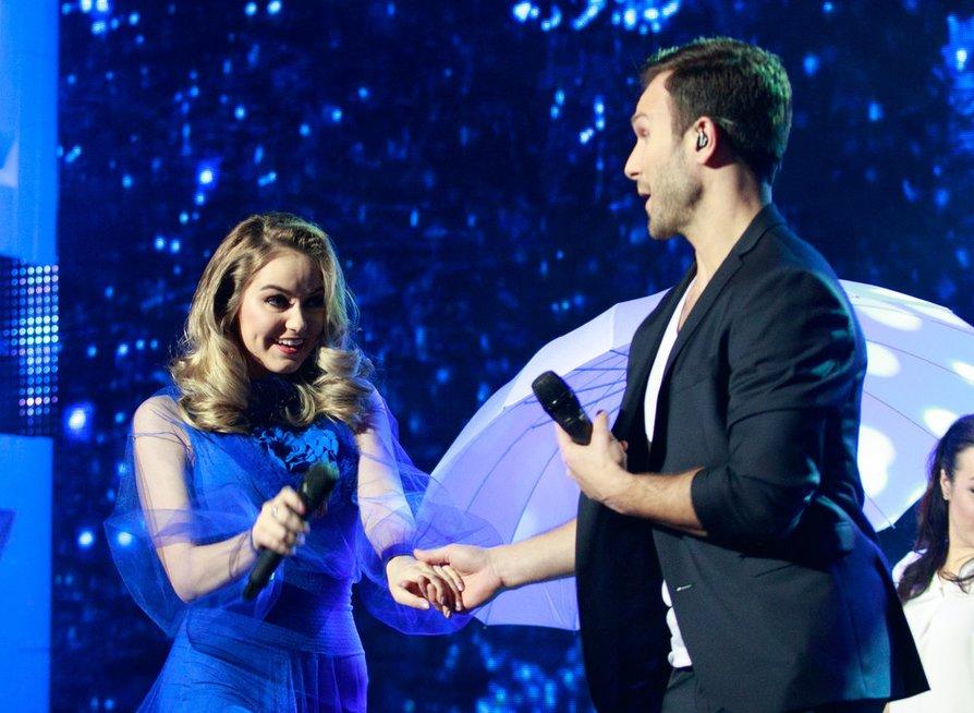 Iglės ir Vaido Baumilos pasirodymas (nuotr. Tv3.lt/Ruslano Kondratjevo)