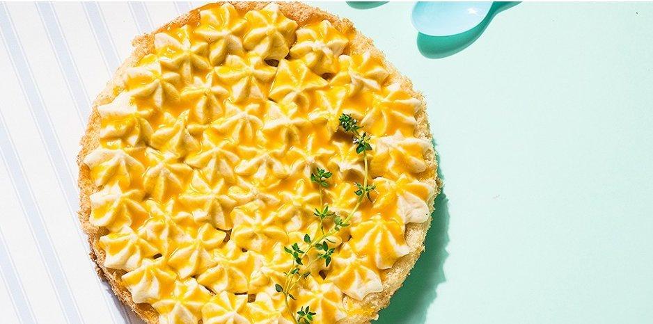 Sorų kruopų tortas (be gliuteno) (foto: vmgonline.lt) (nuotr. Organizatorių)
