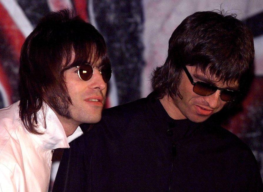 Liam ir Noel Gallagher