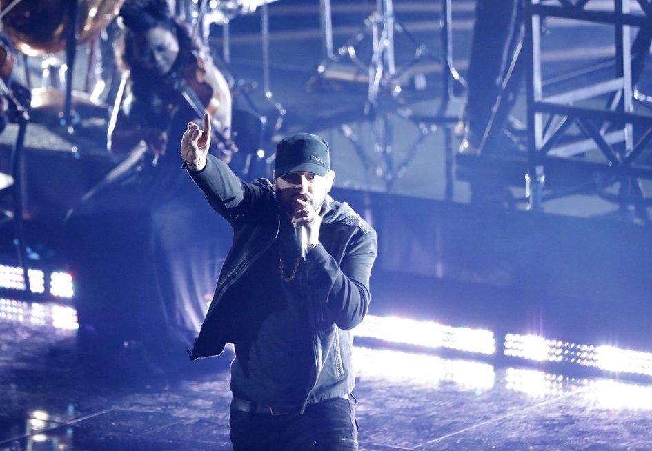 Eminemas neseniai pažymėjo 12 metų blaivybės sukaktį