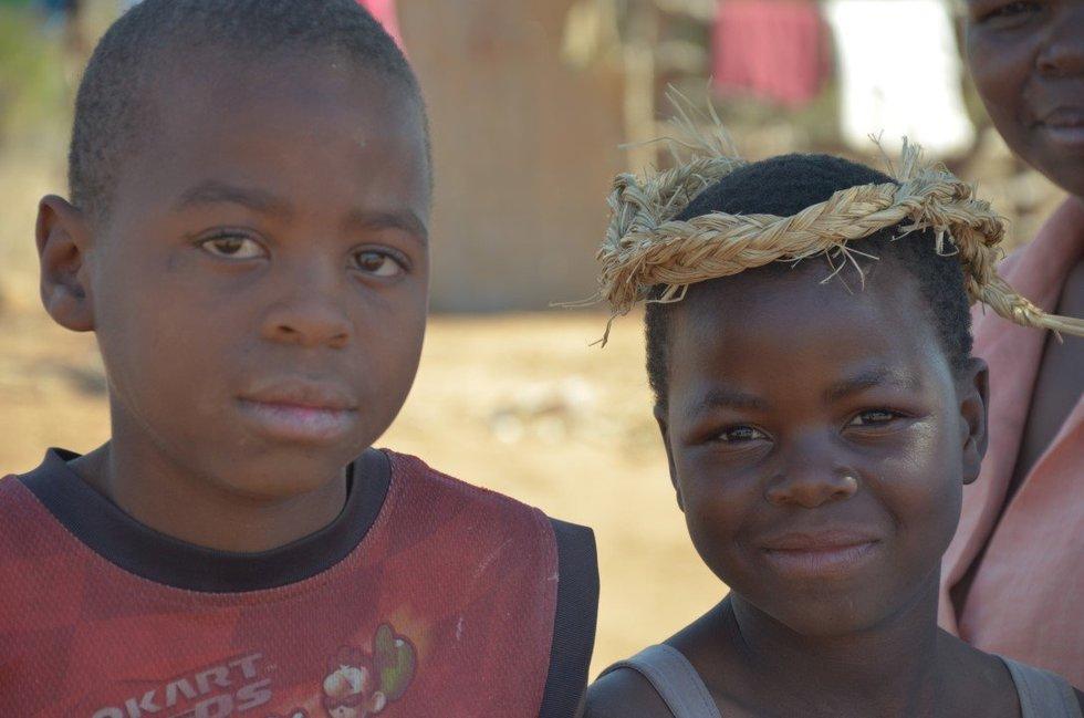 UNICEF Svazilande (nuotr. Organizatorių)