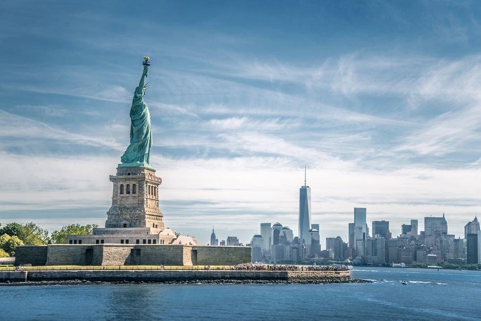 Niujorkas (nuotr. Getty)
