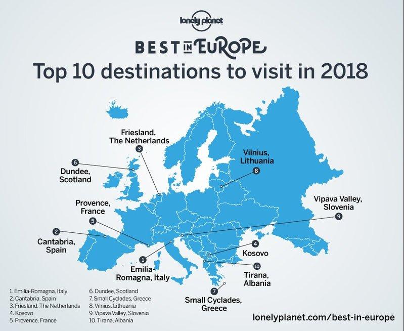 """""""Lonely Planet"""" Vilnių pripažino viena karščiausių Europos kelionių krypčių (nuotr. Organizatorių)"""