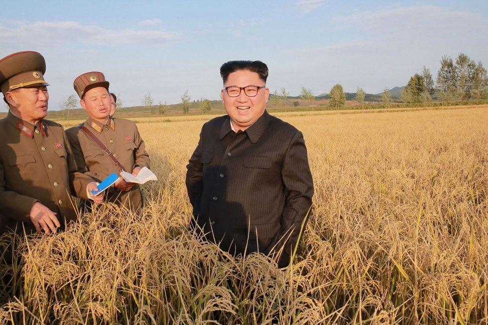 JAV gali tekti tekti dar sunkesnė užduotis, nei tiesiog Šiaurės Korėjos raketos numušimas (nuotr. SCANPIX)