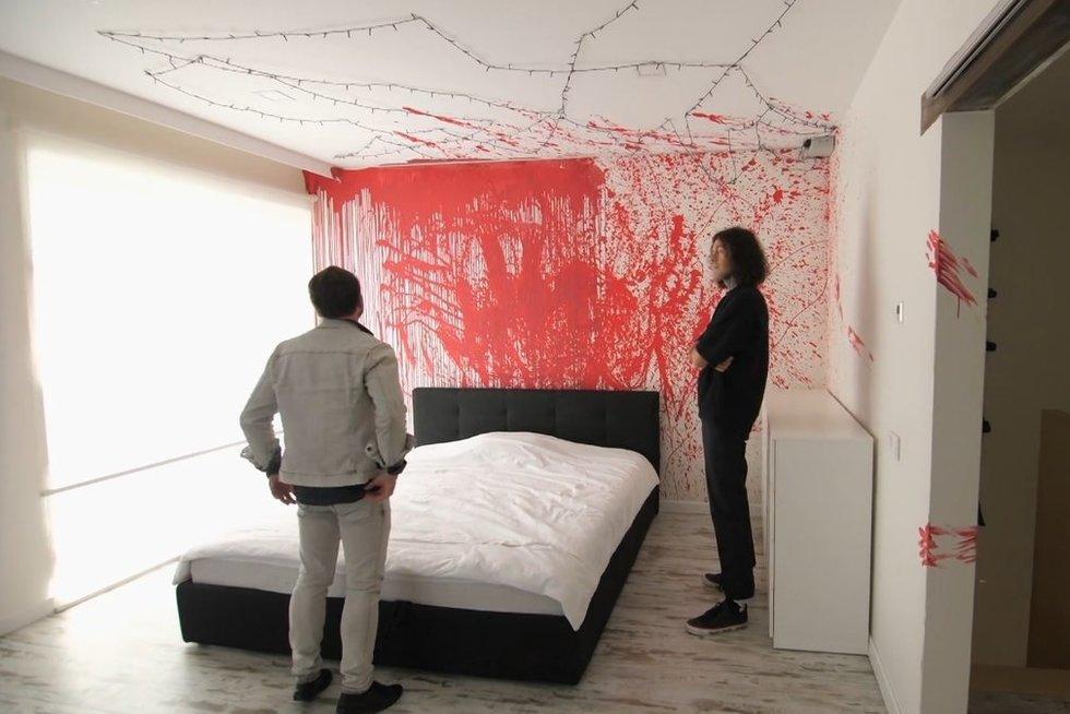 Architektas aprodė savo kitonišką būstą: daug ką suprojektavo pats