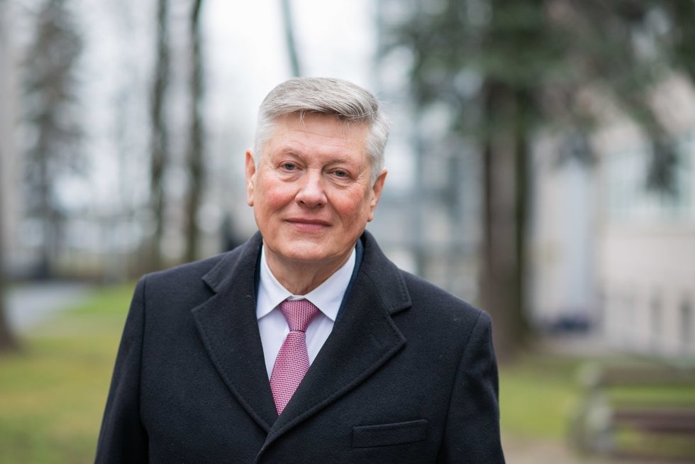 A. Paulauskas (nuotr. Fotodiena/Justino Auškelio)