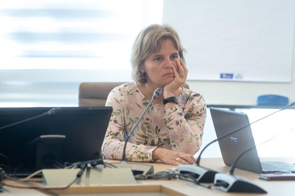 Julita Varanauskienė (Justinas Auškelis/Fotodiena nuotr.