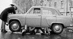 Priminė gyvenimą sovietmečiu: mėsos ant kūno ir išsvajoti bananai