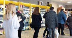 Kirto Lietuvos paštui: darbuotojai uždarbiauja prekiaudami, o algos skiriasi 13 kartų