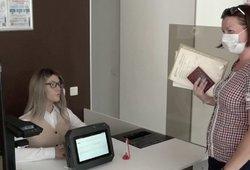 Rusijoje įdarbinta humanoidė, kuri sukurta pagal vidutinę rusų moterį