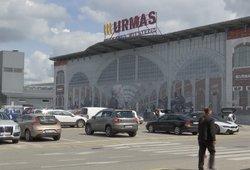 Iki izoliacijos uzbekai dar spėjo apsilankyti milžiniškame Kauno prekybos centre