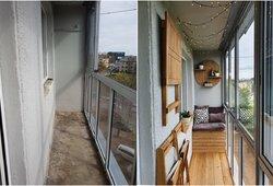 Kauniečių balkono pokyčiai sužavėjo aplinkinius: vadina tikra jaukumo oaze