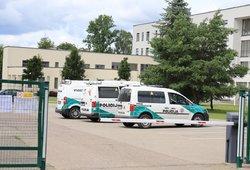 Nelaimė Vilniuje: pro ligoninės langą iššoko moteris, ji žuvo vietoje