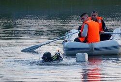 Aiškėja detalės dėl Ignalinos rajone nuskendusio asmens: jis buvo nepilnametis