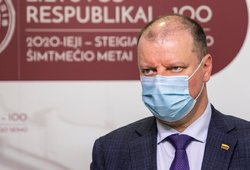 Skvernelis: rytoj bus priimti nauji sprendimai dėl koronaviruso