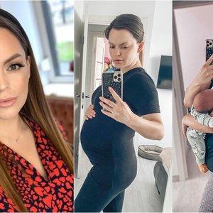 Trusovė paaiškino, kodėl didelė dalis žindančių mamų svorio priauga: priežasčių – net ne viena