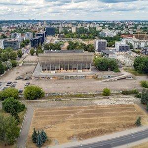 Planuojama rekonstruoti Vilniaus sporto rūmus: parodė, kaip atrodys