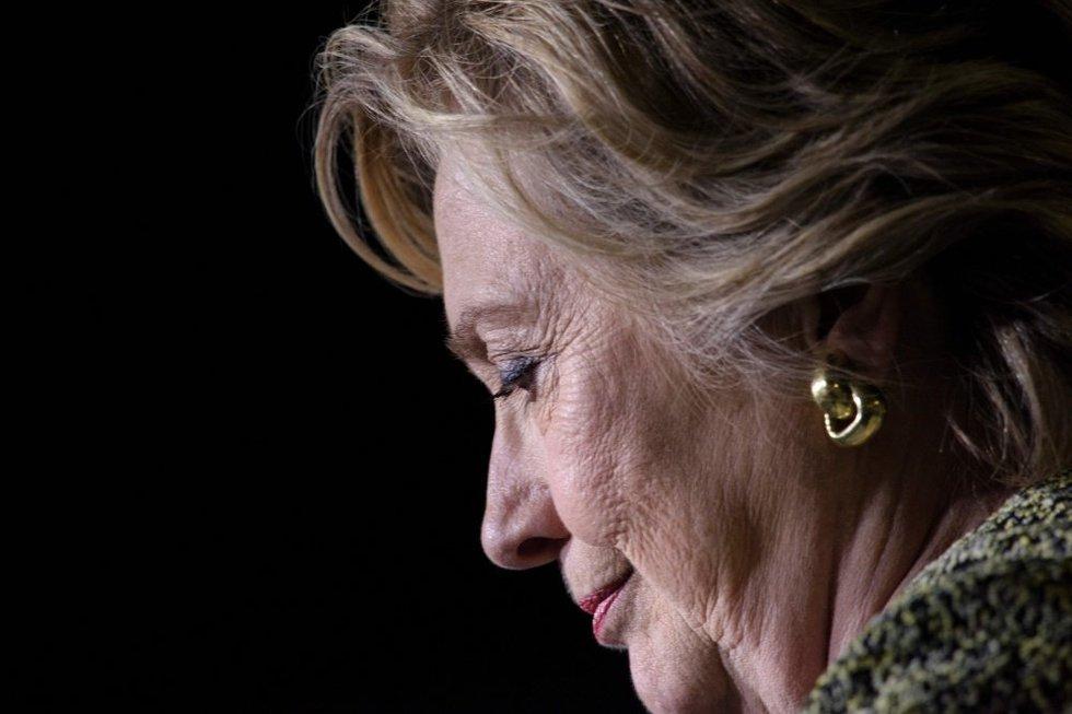 Hillary Clinton (nuotr. SCANPIX)