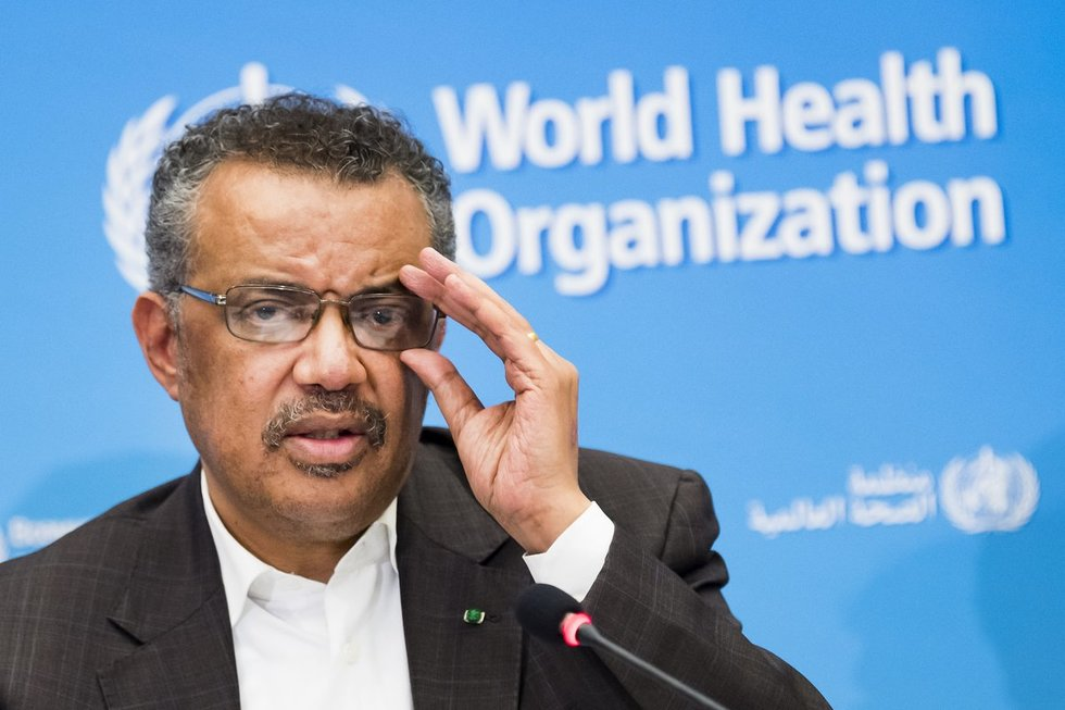 PSO skelbia tarptautinio masto ekstremalią situaciją