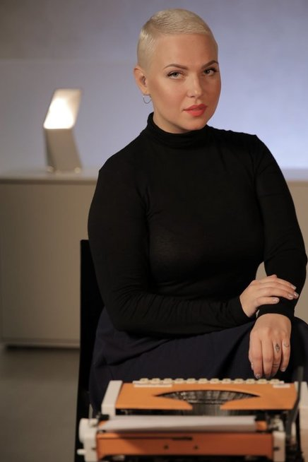 """Justė Arlauskaitė-Jazzu(nuotr.Aleksandro Broko (""""Culture Bridge"""")"""