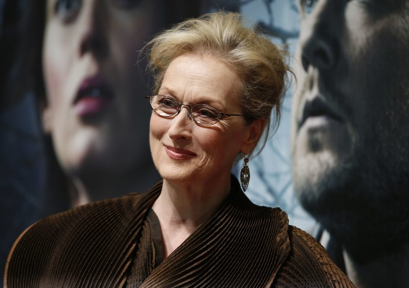 Meryl Streep (nuotr. SCANPIX)