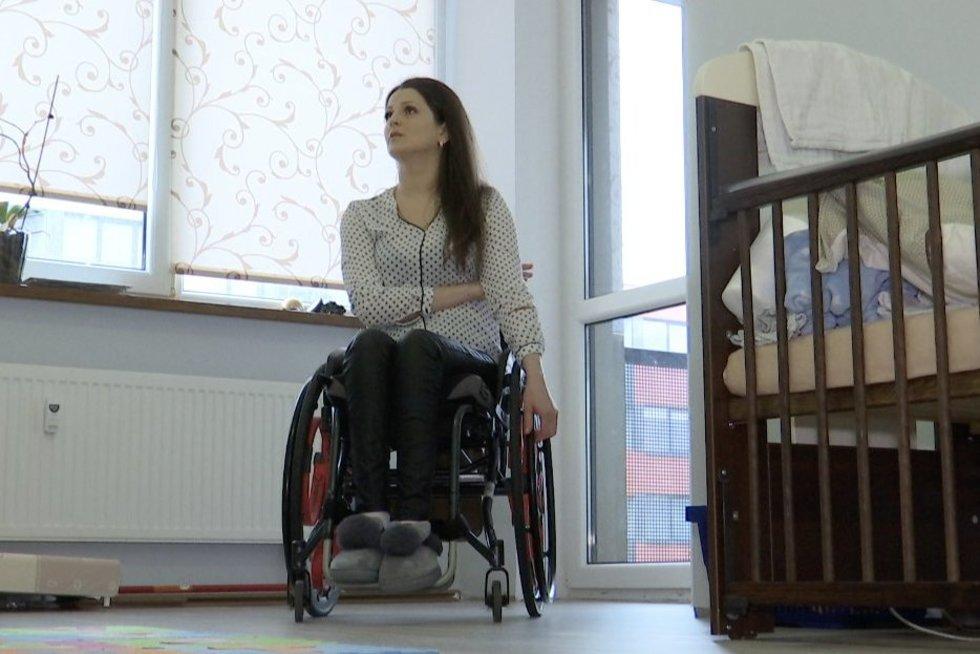 Kritikuoja neįgalumo nustatymą Lietuvoje – žmonės pasakoja apie kyšius ir korupciją (nuotr. stop kadras)