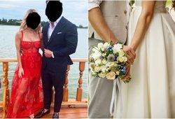 Moters suknelė draugės vestuvėse supykdė internautus: apkaltino dėmesio stoka