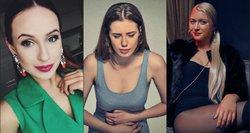 Žymios moterys apie menstruacijas, PMS ir patarimus, ką tomis dienomis daryti vyrams