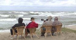 Baltijos jūroje – ekstremalus sportas: sparčiai populiarėja Lietuvoje