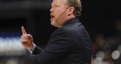 Geriausio NBA trenerio prizą dalinsis du strategai