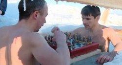 Nauja pramoga: rusai šachmatais žaidžia eketėje