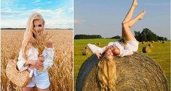 Bet kokių kelionių į užsienį su šeima atsisakiusi Stumbrienė žavi įspūdingais kadrais: perliukų rado ir Lietuvoje