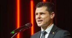 LFF apkarpė savo ir trenerių algas, Danilevičius sieks prezidento posto