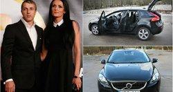 """Rūta Filejeva parduoda vyro dovanotą automobilį: """"Nepyksta jis, bet nuliūdo"""""""