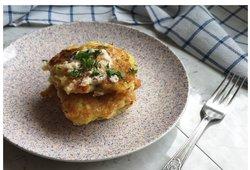 Nepaprastai skanūs bulviniai blynai su varške: šeima prašys pakartoti
