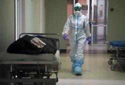 Mirė koronavirusu sirgęs vienuolis