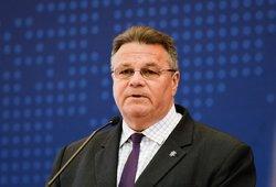 Linkevičius apie Cichanouskajos vizitą į Lietuvą: kitas pasirinkimas nebuvo susijęs su laisve