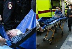 Mirtiną avariją sukėlęs Jefremovas iš teismo išgabentas į ligoninę: teigiama, kad patyrė insultą