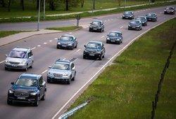 Patikimiausi naudoti automobiliai: lietuviai prašauna rinkdamiesi?