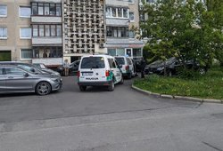 Kaune pro langą iškrito ir žuvo 6-metis