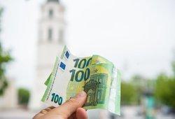 200 eurų išmoka studentams: gauti paprasta, tačiau mažai kas apie ją žino