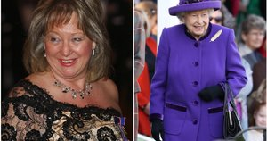 Angela Kelly ir karalienė (tv3.lt fotomontažas)
