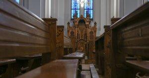 Bažnyčia (Fotodiena/Kristupas Kolodzeiskis)