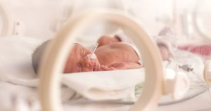 Vaikas ligoninėje  (nuotr. 123rf.com)