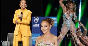 Jennifer Lopez (nuotr. SCANPIX)