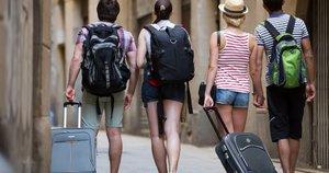 Turistų grupė (nuotr. Fotolia.com)