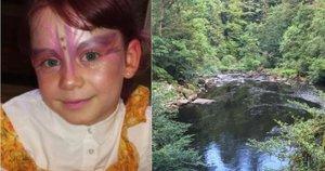 Septynerių metų mergaitė mirė po to, kai ją su mama besiirstančias valtimi upėje srauni srovė nunešė kriokliu žemyn (nuotr. facebook.com)