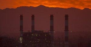 Katastrofiškas užterštumas: žmonės tokios Žemės dar nėra matę (nuotr. SCANPIX)