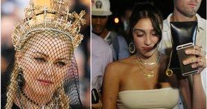 Madonna ir Lourdes (tv3.lt fotomontažas)