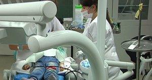 dantų gydymas (nuotr. TV3)
